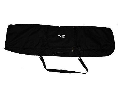 Snowboard ski bag Wheelie padded Deluxe travel wheelie backpack bag New  155cm 91bb4fa78fe0e