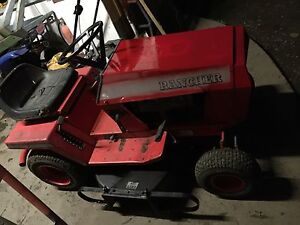Rover rancher ride on mower Mirboo North South Gippsland Preview