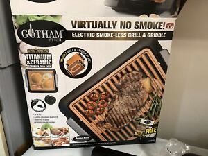 Gotham smokeless grill