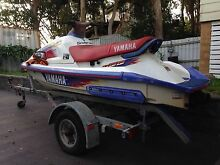Yamaha 1100 Jet Ski Mallabula Port Stephens Area Preview