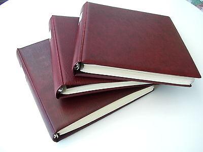 UNO Wien 1979-2012 Sammlung 3 Bände postfrisch