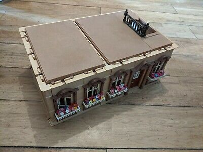 PLAYMOBIL 5300 VICTORIAN MANSION HOUSE extra floor with stairs