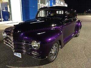 47 Plymouth businessman coupe