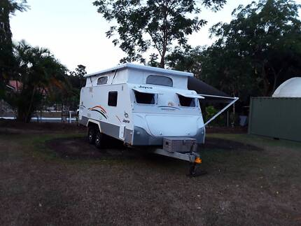 Pop Top Off Road Jayco Discovery Cairns Cairns City Preview