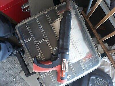 Ramset Mastershot Master Shot 0.22 Caliber Powder Actuated Tool Concrete Nail
