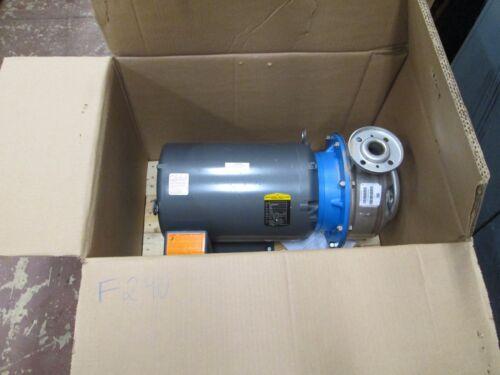 """Gould S/S Centrifugal Pump G&L Series SSH #24SH6P1A0-M01 1.5""""x2.5""""-10 25HP (NIB)"""