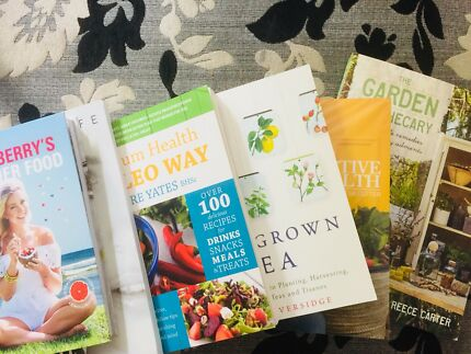 Detox / healthy diet books