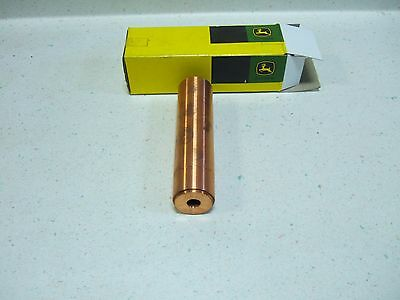 New John Deere 70 720 730 80 820 830 Diesel Injector Tube Sleeve Brass Af3190r