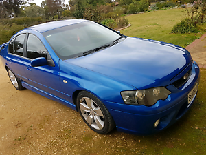 2006 Auto XR6 BF 6 SPEED Ford Falcon Sedan Gawler Belt Gawler Area Preview
