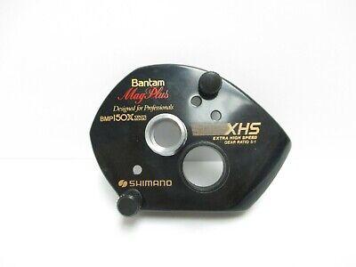 BNT0471 Bantam Mag Plus 250XSG XHS - Right Side Plate SHIMANO REEL PART 1