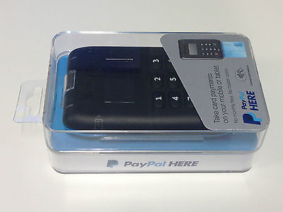 PayPal Here Contactless Chip & PIN Card Reader