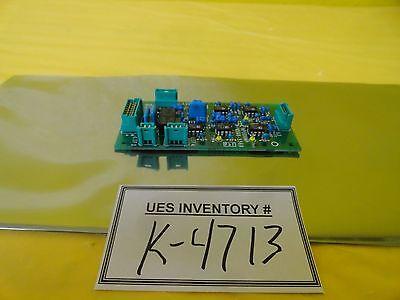 Hitachi 569-5510 STSENSOR PCB Board 8 Sensor Unit S-9300 CD SEM Used Working