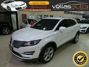 2015 Lincoln MKC AWD| 2.0 ECOBOOST| WHITE PLATINUM