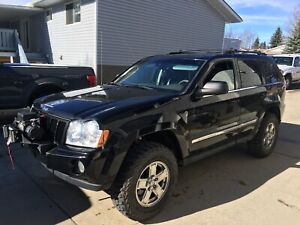 2007 Jeep grandcherokee