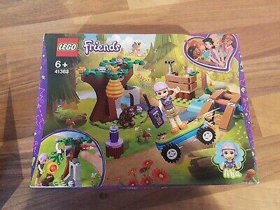 LEGO Friends Mia's Forest Adventure Set 41363 new