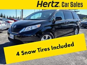 2016 Toyota Sienna LE 8 Seat, Power Sliding Doors.Floor Console,