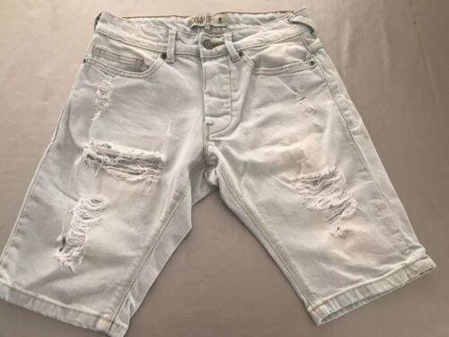 Kurze  zerissene Jeanshose für Jungen In Größe 158  von down of