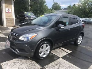 2016 Buick Encore 2016 Buick Encore - AWD 4dr