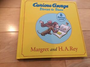 Curious George story book