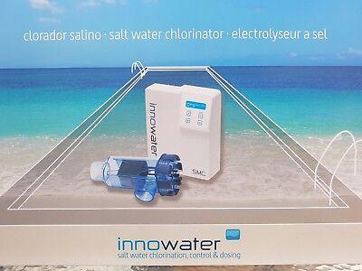 Electrólisis salina Innowater - SMC20 - 20 g/h.