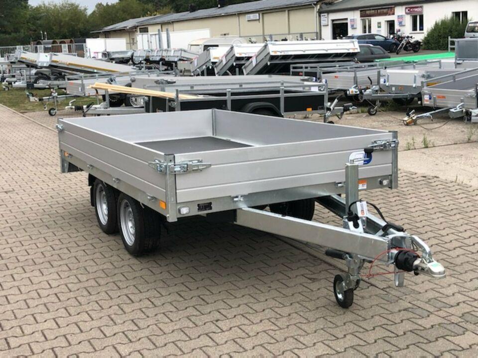 ⭐Saris Pritsche PL 306 170 2700 kg 2 Achsen Hochlader NEU in Schöneiche bei Berlin