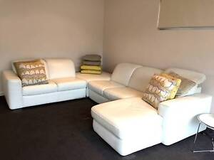 Natuzzi Modern Sectional 4-Piece Sofa Collaroy Manly Area Preview