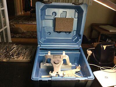 Denar Dental Combination Articulator Kit 112000-1 Tn 19214-19r Case