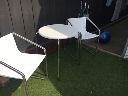 2 seater outdoor setting