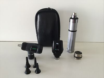 Welch Allyn Diagnostic Set 97251-mps W Ophthalmoscope 11720 Macroview 23820