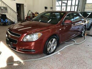 2008 CHEVROLET MALIBU LT SAFETIED
