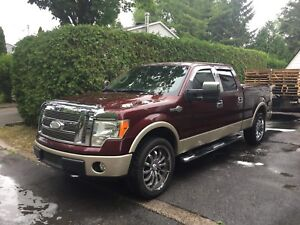 Ford F-150 King Ranch 2009