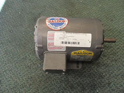 Baldor Ac Motor M3539 .5hp 1140rpm 208-230460v 2.5-2.41.2a New Surplus