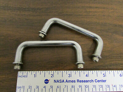 Sturdy Electronic Test Equipment Handles Chromed Steel 3.5 Inch