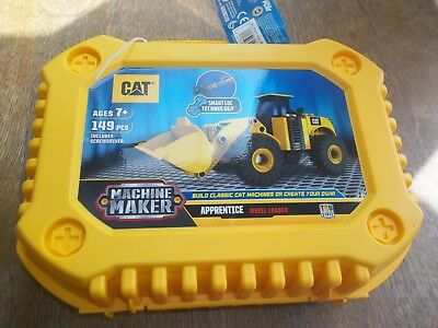 CAT Catapiller  Machine Maker Wheel Loader 149 Pcs CAT Machines SEALED New for sale  Shipping to Nigeria