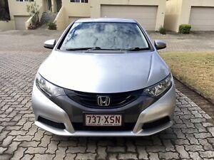 Honda Civic VTi-S Auto MY13