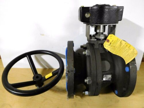 "6"" Apollo 88a-10c-mg 150 Lb. Carbon Steel Flanged Ball Valve Dynatorque Gear"