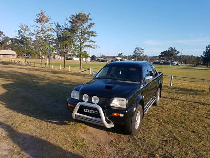 Mitsubishi Triton GLX-R Turbo Diesel