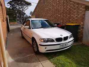 BMW 318i White Automatic Felixstow Norwood Area Preview