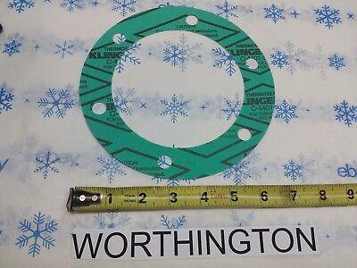 High Pressure Compressor Worthington Gasket Gkt-2051