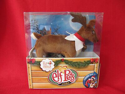 Elf on the Shelf A Christmas Tradition - Elf Pets Reindeer Plus Storybook~MIB