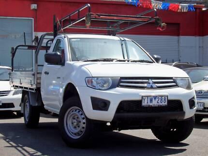 2011 Mitsubishi Triton TURBO DIESEL *** $10,650 DRIVE AWAY ***