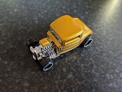 Hot Wheels FYF912019Rod Squad4/10Ford'32 Coupe105/250Gold