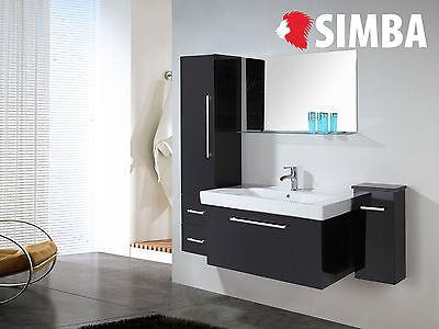 Muebles para baño - cuarto de baño Espejo Grifo 2 unidad de...