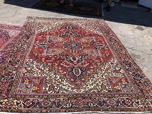 Persian handmade wool HERIZ carpet