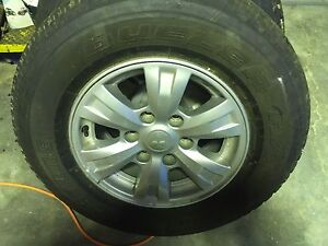 Mn triton rims & tyres  5000km old Glamorgan Vale Ipswich City Preview