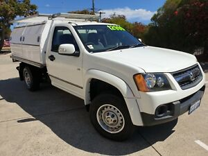 2008 HOLDEN Colorado LX (4x2) Wangara Wanneroo Area Preview
