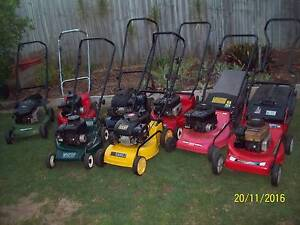 Lawn Mowers Bracken Ridge Brisbane North East Preview