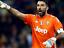 BUFFON-JUVENTUS-No-MATCH-WORN-INTER-MILAN-Jersey-Trikot-goalkeeper