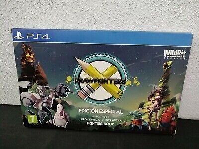 PS4 - Drawfighter Edicion Especial - ESP **Precintado**