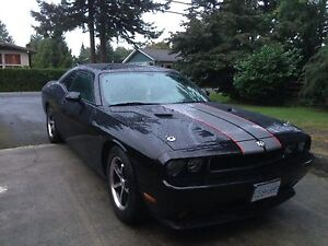 2010 Dodge Challenger SXT Rally Supercharged